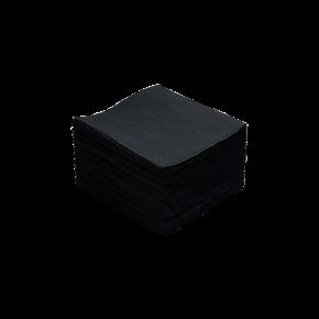 SERVILLETA 20X20 NEGRA PP (4.500 U) 14602-QQ